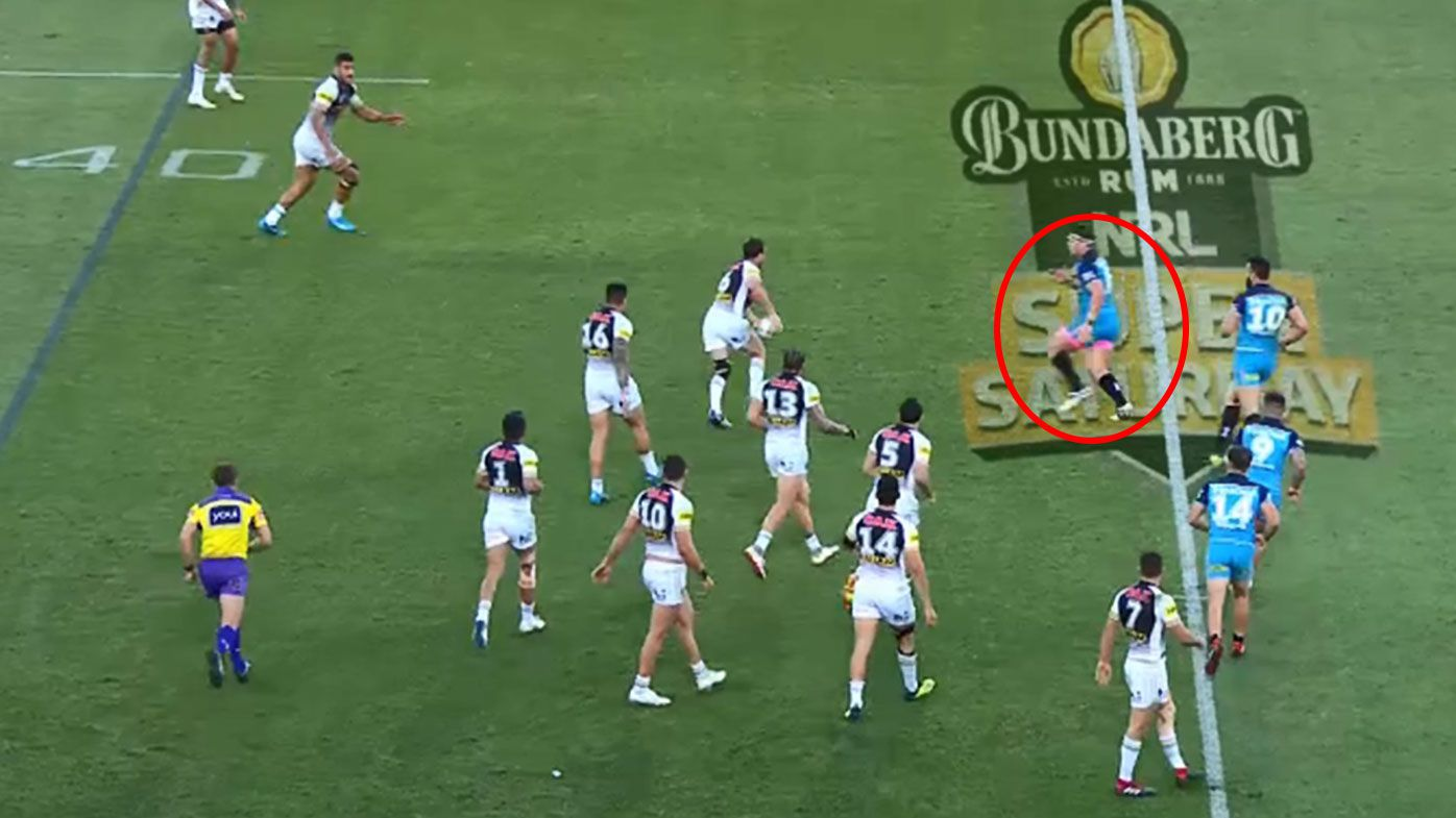 Peter Sterling reveals Jarrod Wallace mistake that gifted Panthers the game-tying try