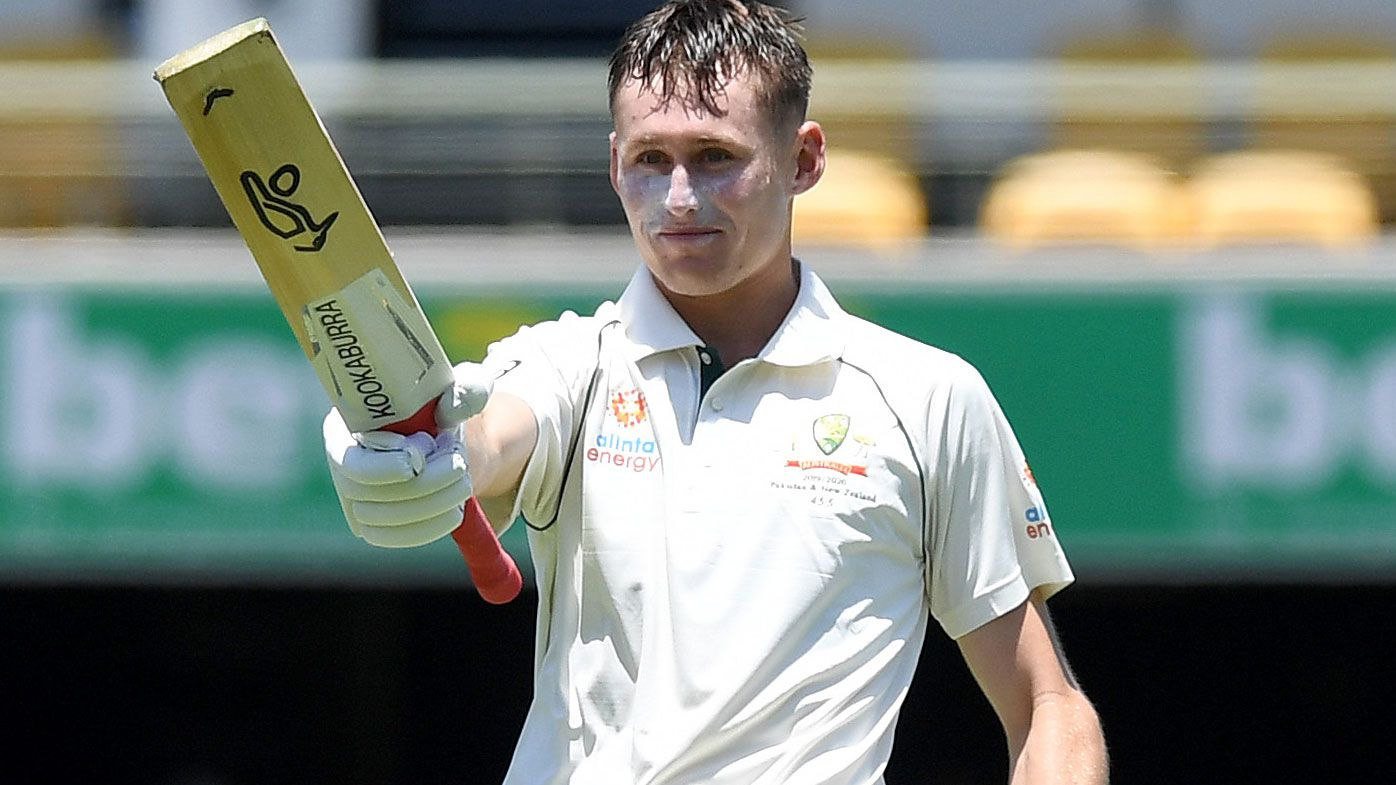 'He now believes he's a Test match cricketer': Marnus Labuschagne finds assurance in stellar maiden century