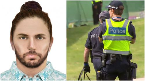 Hunt for reveller with man-bun after sex assault in mosh pit