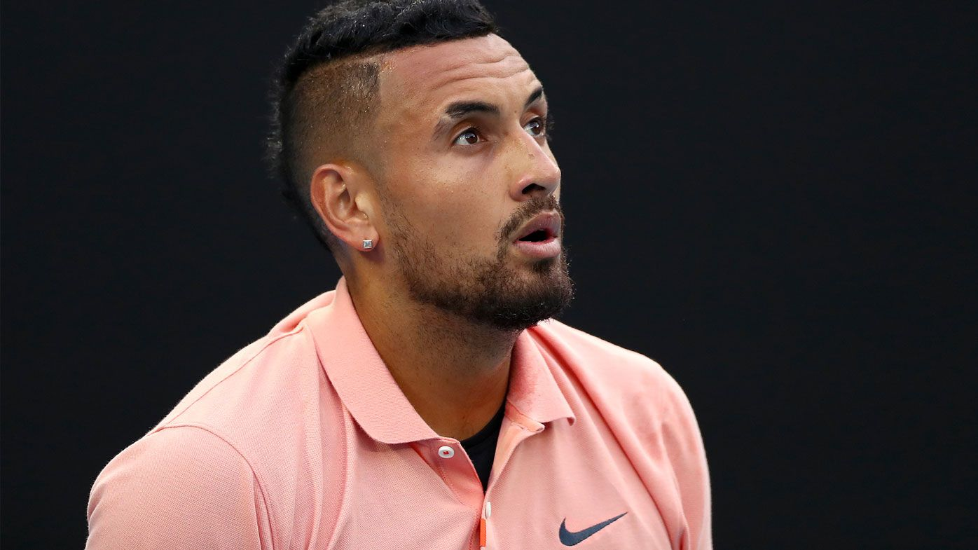 Tennis: Nick Kyrgios slams clay court events scheduling