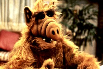 <I>ALF</I> is another one of those shows that could only have existed in the '80s: no other decade would permit a one-joke sitcom about a weird-looking alien life-form moving in with a suburban family (also named the Tanners — presumably no relation to <I>Full House</I>'s Tanners) to last <I>four whole seasons</I>. In the final episode, the alien puppet — aka Gordon Shumway — was finally captured by the government agents chasing him. And they all lived happily ever after...?
