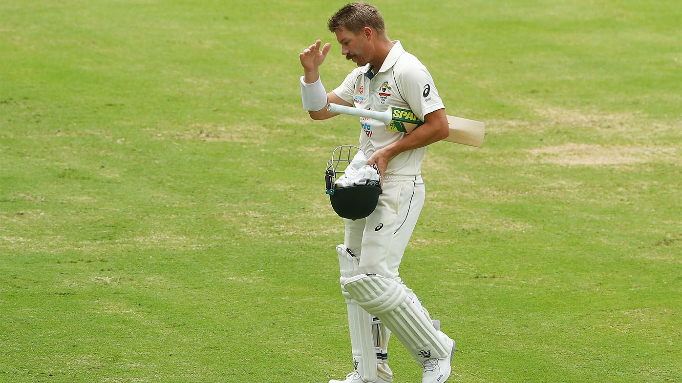 Top of batting order Australia's most striking concern in wake of astounding Test series loss to India says David Warner – Wide World of Sports