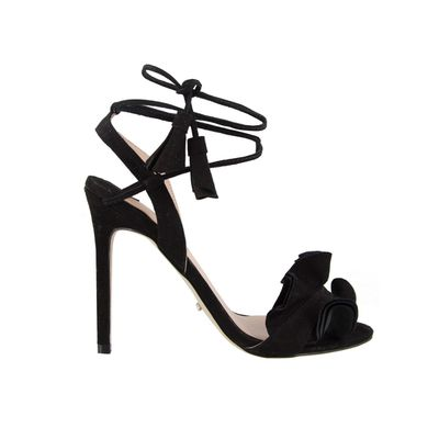 "<p><a href=""http://www.tonybianco.com.au/kalipso-black-kid-suede.html"" target=""_blank"">Tony Bianco Kalipso Black Kid Suede Heels, $199.95</a></p> <p> </p>"