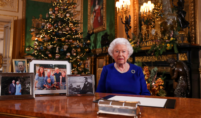 The Queen's annual Christmas broadcast 2019