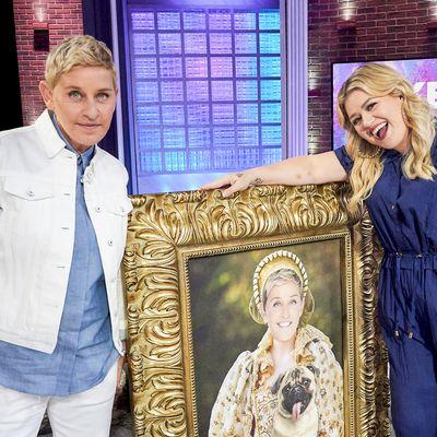 Ellen DeGeneres: 2021