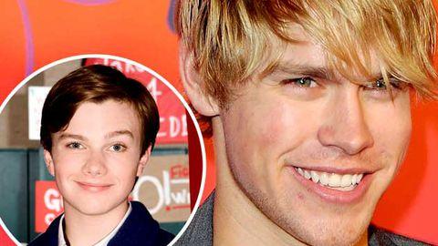Kurt from Glee scores hot jock boyfriend in season two