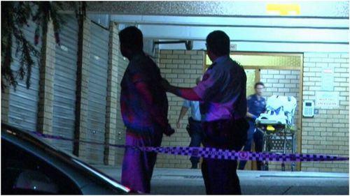 Shaba Ahmed is on trial over the 2017 stabbing death of his wife Khondkar in Parramatta.