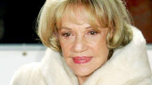 Jeanne Moreau. (AAP)