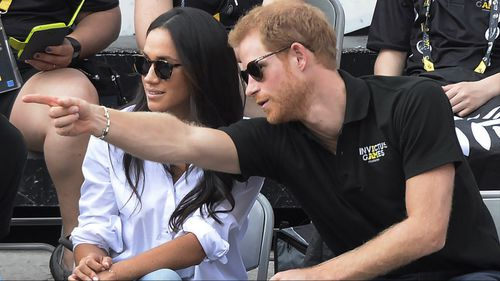Harry reportedly educated Megan on the nuances of antipodean humour.