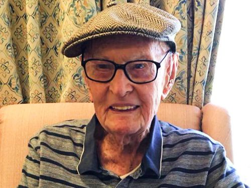 9News understands that the supercentenarian had been fighting a brief illness, with family today thanking social media for all the messages of support.