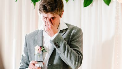 Groom furious after family left his wedding early