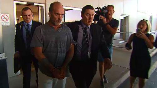 Accused killer Travis Kirchner. (9NEWS)