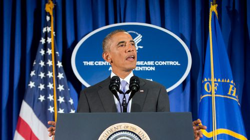 Obama says 'hundred of thousands' could be infected if Ebola not stopped now