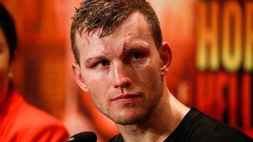 Why Jeff Horn won't fight in Las Vegas