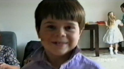Gerard Ross was snatched and killed in 1997.