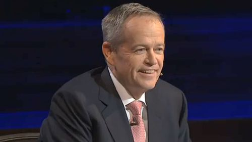 Bill Shorten made his pitch for PM tonight on Q&A.