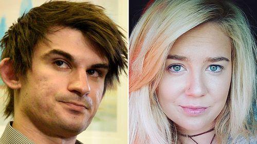 Scott Broadbridge (left), Cassie's fiance.