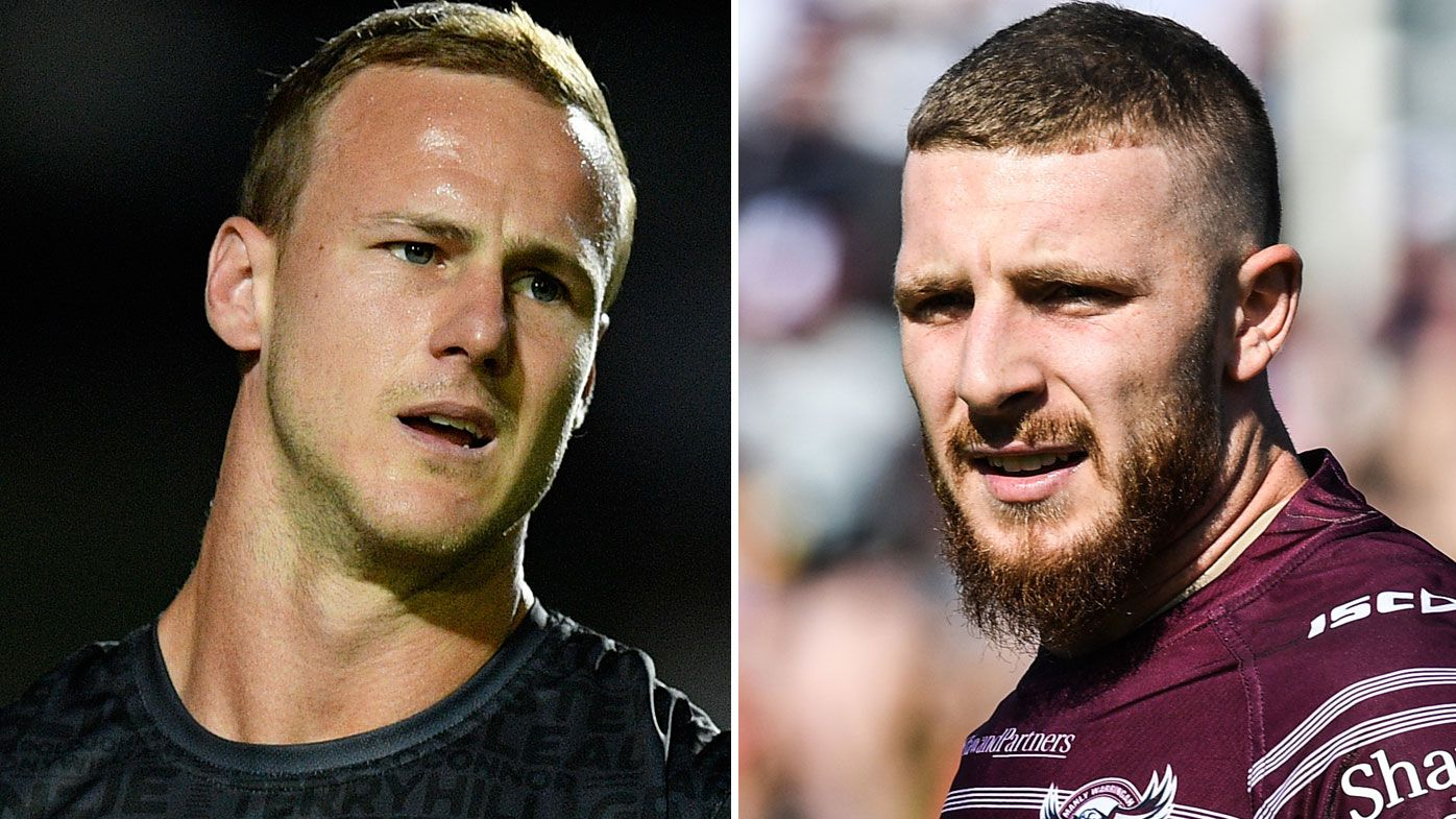 Manly Sea Eagles captain Daly Cherry-Evans describes fight with Jackson Hastings as 'lover's tiff'