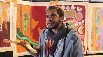 Local markets turning the tide against fake Indigenous art