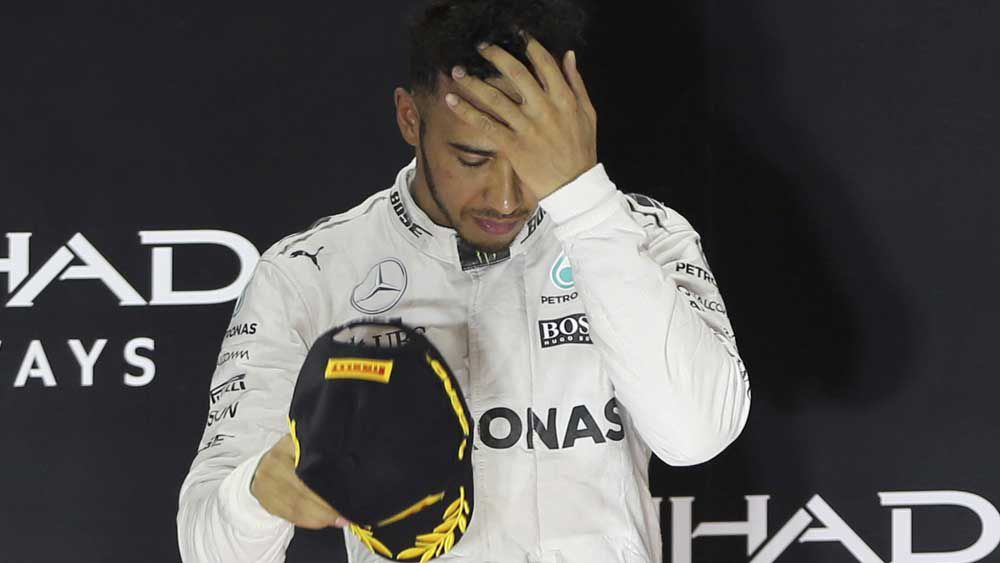 F1: Hamilton faces the sack at Mercedes