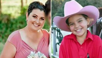 Juanita Bendel, 39, and her daughter Ava were well known and loved in the community.