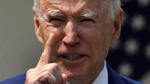 Joe Biden has vowed to introduce stricter gun control measures.