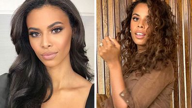 Sophie Piper and Rochelle Humes are sisters, however Sophie is yet to bring up her famous sister during her time on Love Island UK Season 6.