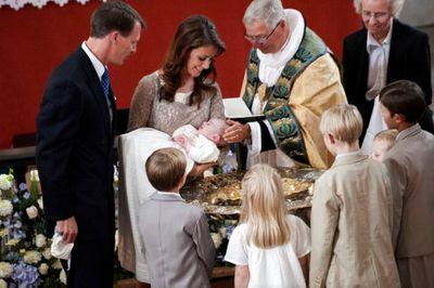 Prince Henrik's baptism, 2009