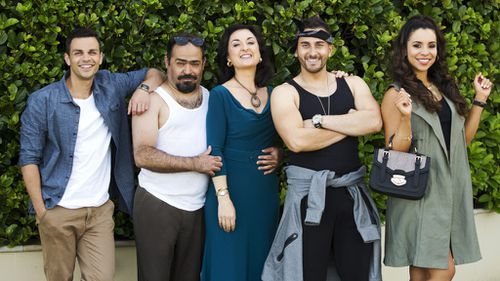 Here Come The Habibs: Meet Australian TV's modern family