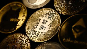Hype around bitcoin is building again, with a financial tool that could boost public exposure to the digital currency poised to make its debut this week.