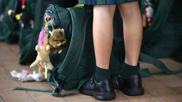 An Australian study has found one third of ten-year-olds are being bullied at school. (AAP)