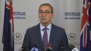 South Australia will reinstate the hard border with NSW from midnight tonight.