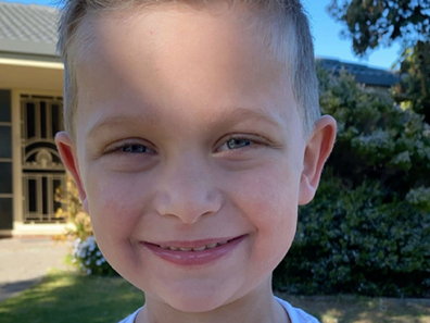 Ollie leukaemia recovery