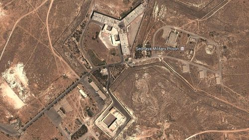 """Thousands tortured and hanged in secret executions at Syrian prison """"slaughterhouse"""""""