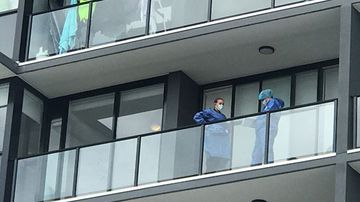 Woman plunges to death from fifth floor balcony