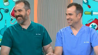 Operation Ouch: TV's favourite doctors are touring Oz