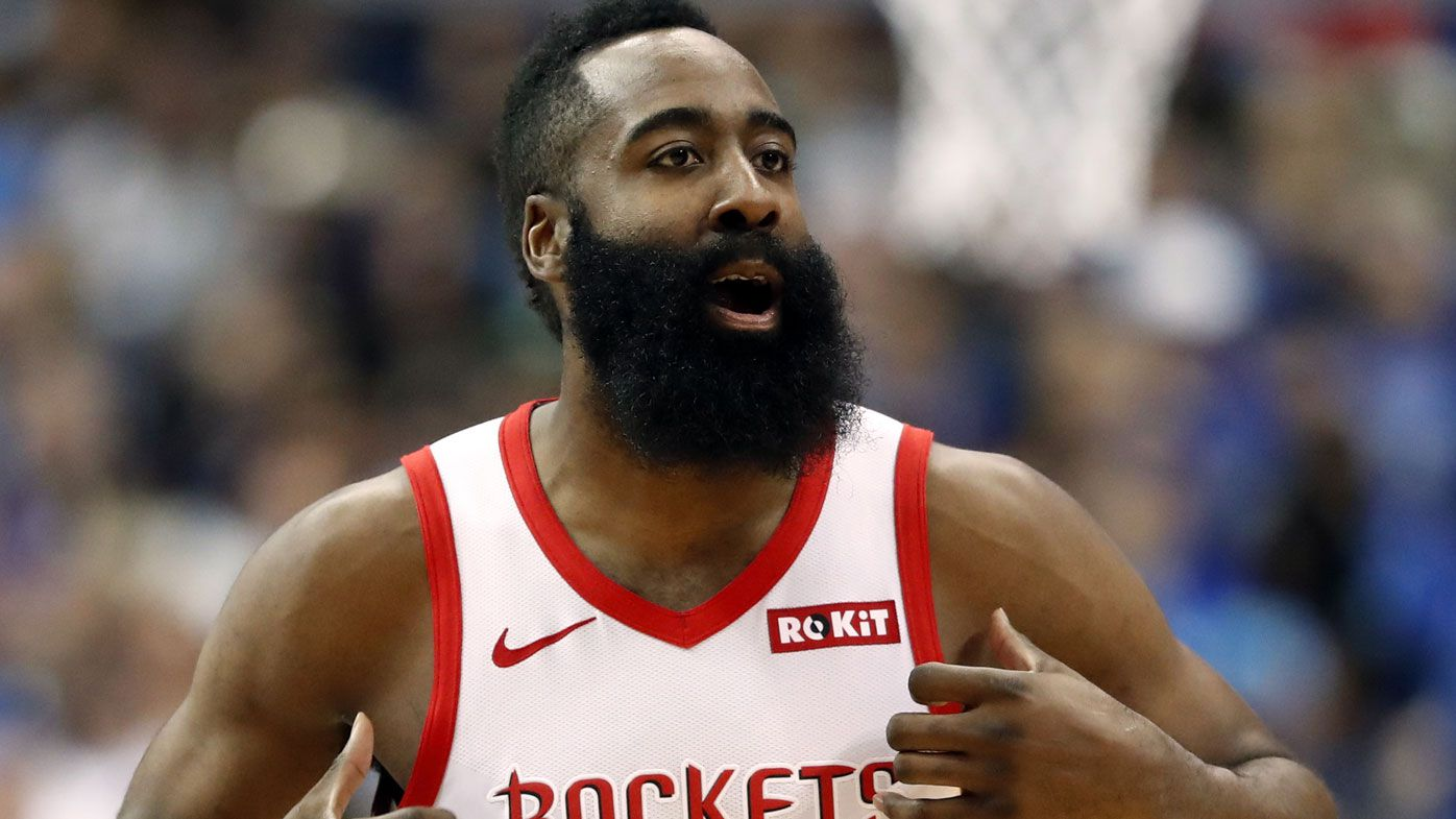James Harden traded to Brooklyn Nets after disparaging remarks about Houston Rockets