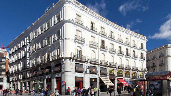 7. Hotel Europa, Madrid