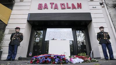 France remembers Bataclan terror attack