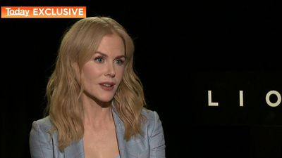 Nicole Kidman says she 'loved the idea of being a nun' before becoming an actress