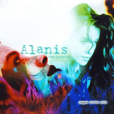 11. Jagged Little Pill by Alanis Morissette