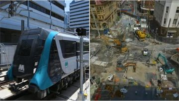 Sydney's North west Metro train is on schedule and almost $1 billion under budget.