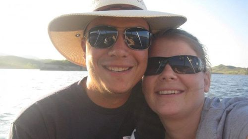 Father dies while driving pregnant wife to hospital