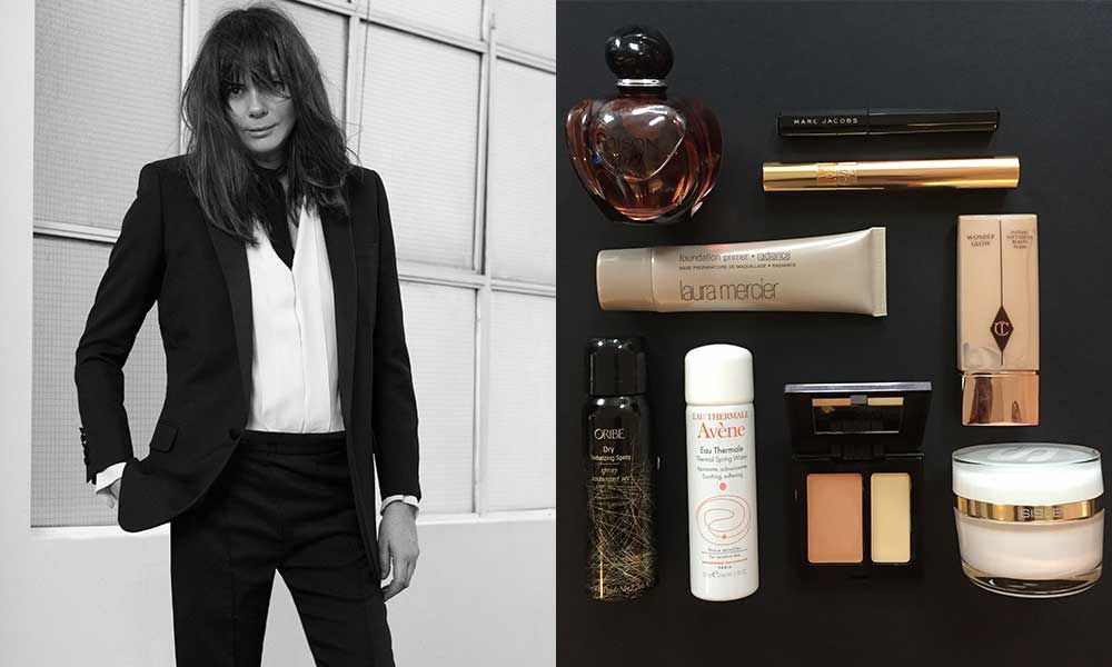 Honey editor Naomi Smith shares her Paris Fashion Week beauty essentials