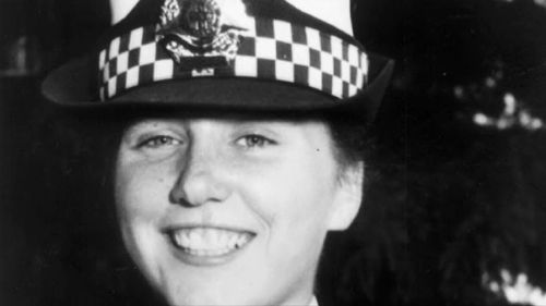 Constable Angela Taylor was killed in the blast. (9NEWS)