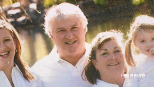 Alan Budgen died in Royal North Shore Hospital after spending 21 hours on a cubicle floor following a stroke. Picture: Nine
