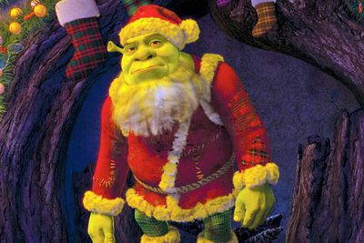 This 2007 made-for-TV special revealed that Mike Myers' cranky green ogre hates the holidays — no surprises there. After his plans for a simple celebration with wife Fiona (Cameron Diaz) go awry, Shrek must discover the true meaning of Christmas with a little help from his pals Donkey (Eddie Murphy) and Puss in Boots (Antonio Banderas).