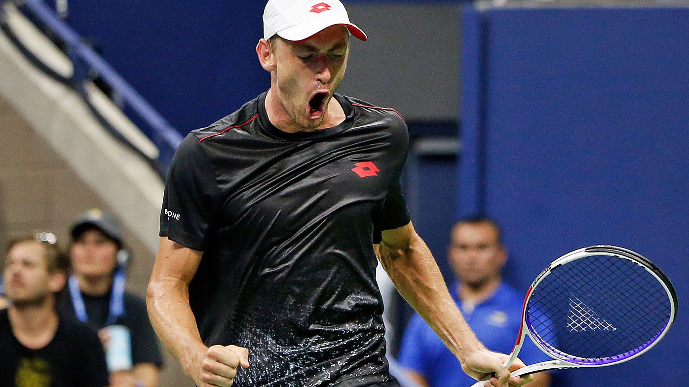 Millman stuns Federer at the US Open