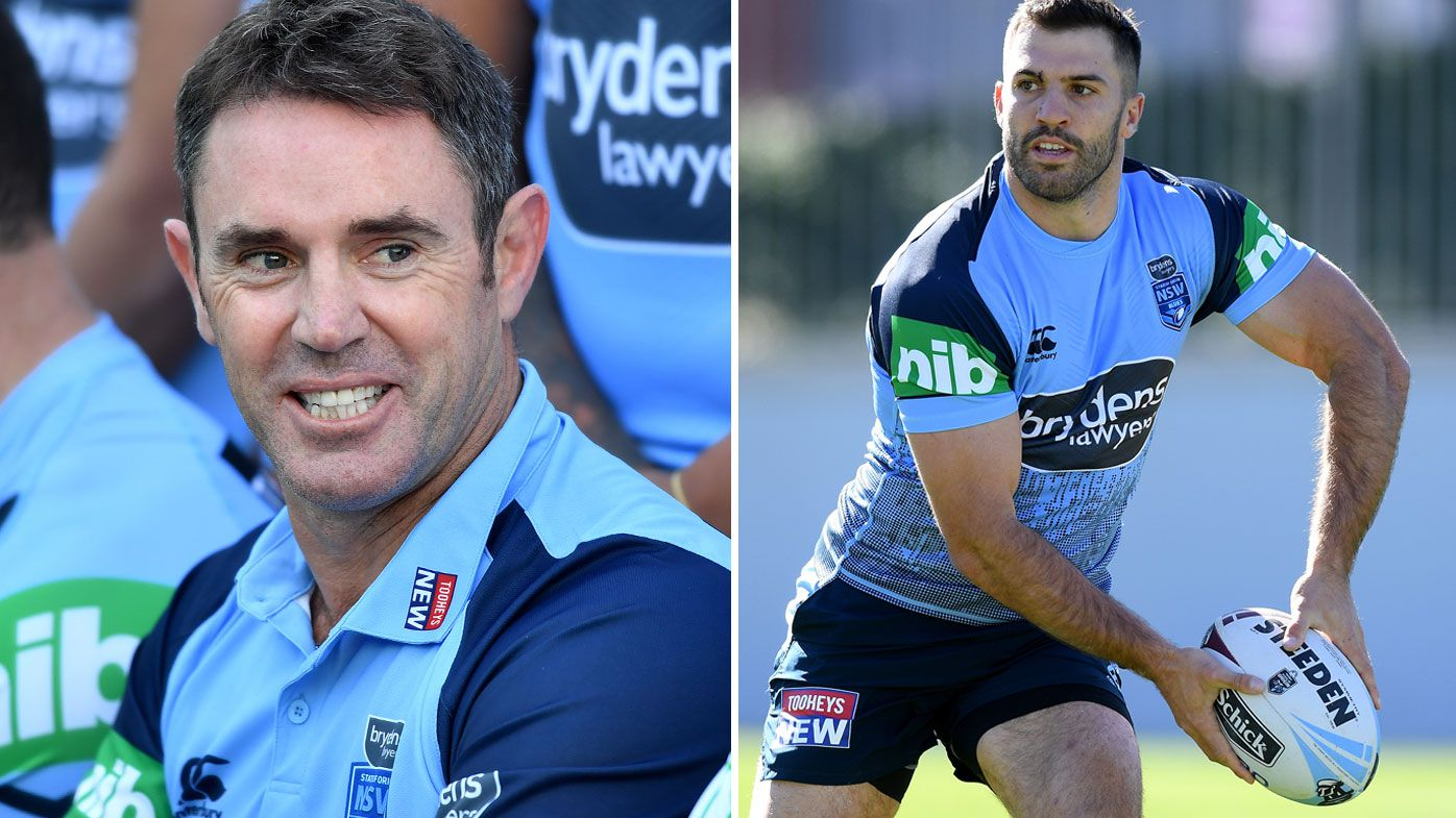 Brad Fittler James Tedesco