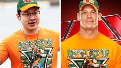 Frank: John Cena